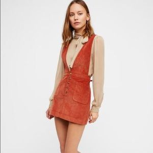 Free people old school love jumper